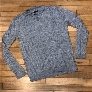 Asos long sleeve sweater shirt top polo